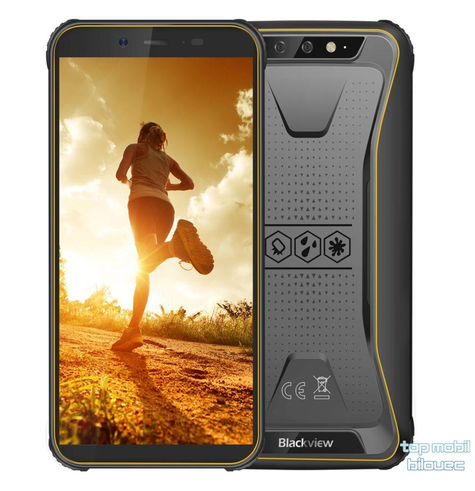Blackview GBV5500 PRO - Dual SIM - Black - CZ DISTRIBUCE