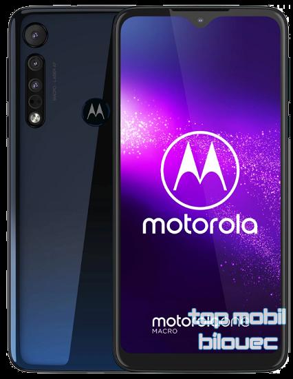 Motorola One Macro, 4GB/64GB - Dual SIM - Deep Space - CZ DISTRIBUCE